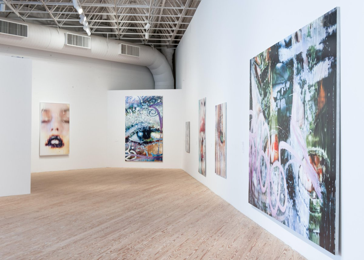"""It's the last week to see """"Marilyn Minter: Pretty/Dirty"""" before the show heads to @mcadenver! http://t.co/tvbVvHfBKp http://t.co/k6KYfl2gFv"""