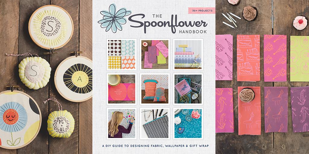 Pre-order The Spoonflower Handbook by September 1st and you'll get a free fat quarter! http://t.co/iwTNLhDe0S http://t.co/UTZLb62NPz