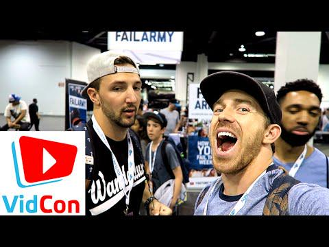 So you missed VidCon? Not to worry! Here's a 40 sec rundown by @jakobowens http://t.co/eEzmdYZ534 don't miss us @:09 http://t.co/NdhP6qBWDp