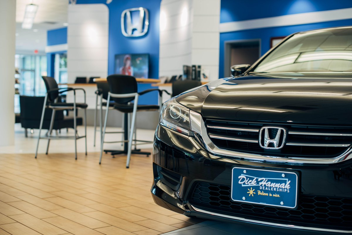 Dick Hannah Honda Vancouver Wa >> Dick Hannah Honda On Twitter Come In And Check Out Our