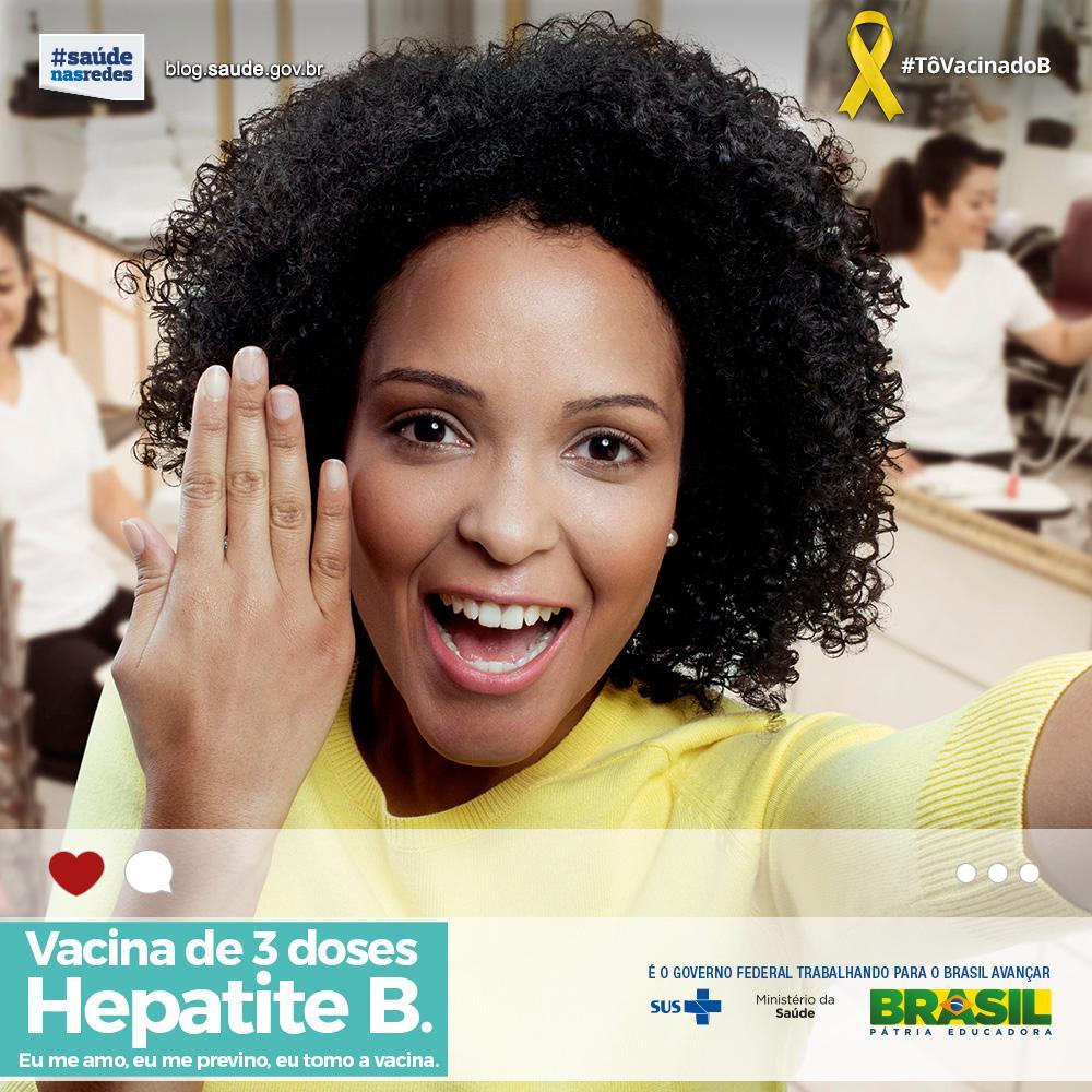 Manicure? Leve seu kit. Proteja-se: tome as 3 doses da vacina contra hepatite B http://t.co/WAK1GkQYub #TovacinadoB