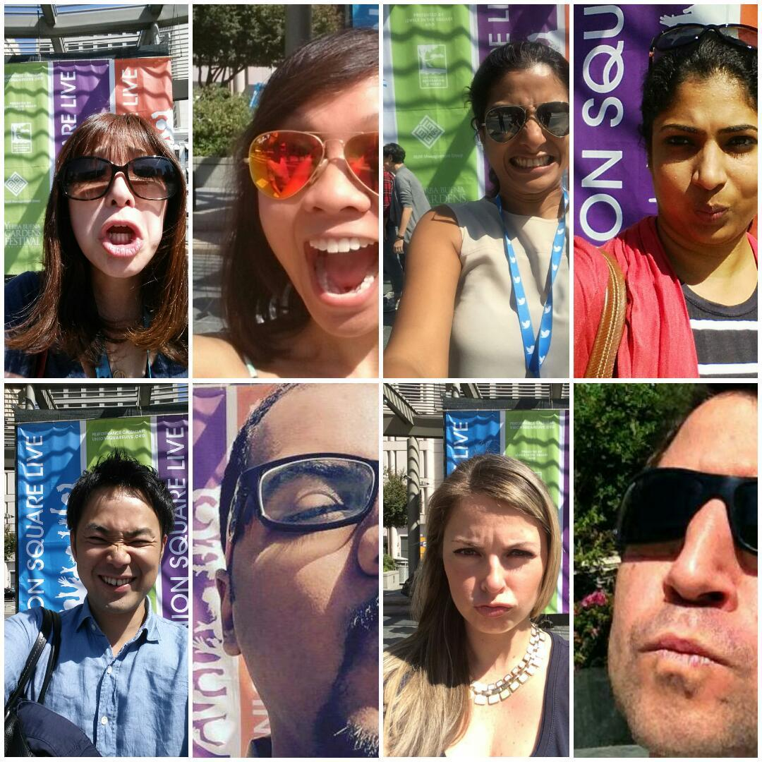 #team10 is full of nothing but #personality. #apaedso. Cheers, @UnionSquareSF http://t.co/YJkEUbXNgS