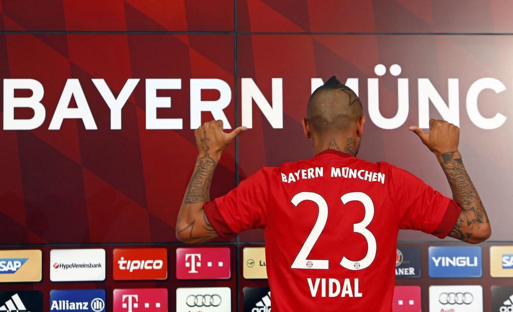 [23] [Mittelfeld] Arturo #Vidal - Page 4 CLBfmTMUMAAEw2q
