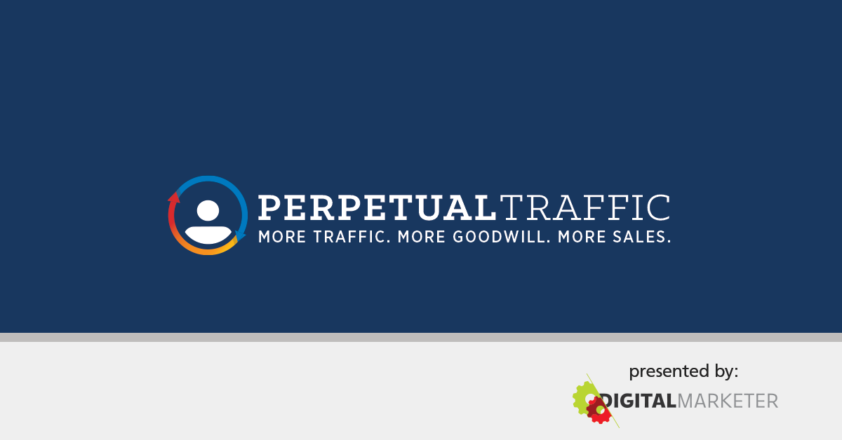 We just launched our first #podcast at @DigitalMktr! Listen & subscribe to Perpetual Traffic > http://t.co/7GJSJLrZ6r http://t.co/Zr68wgp2d6