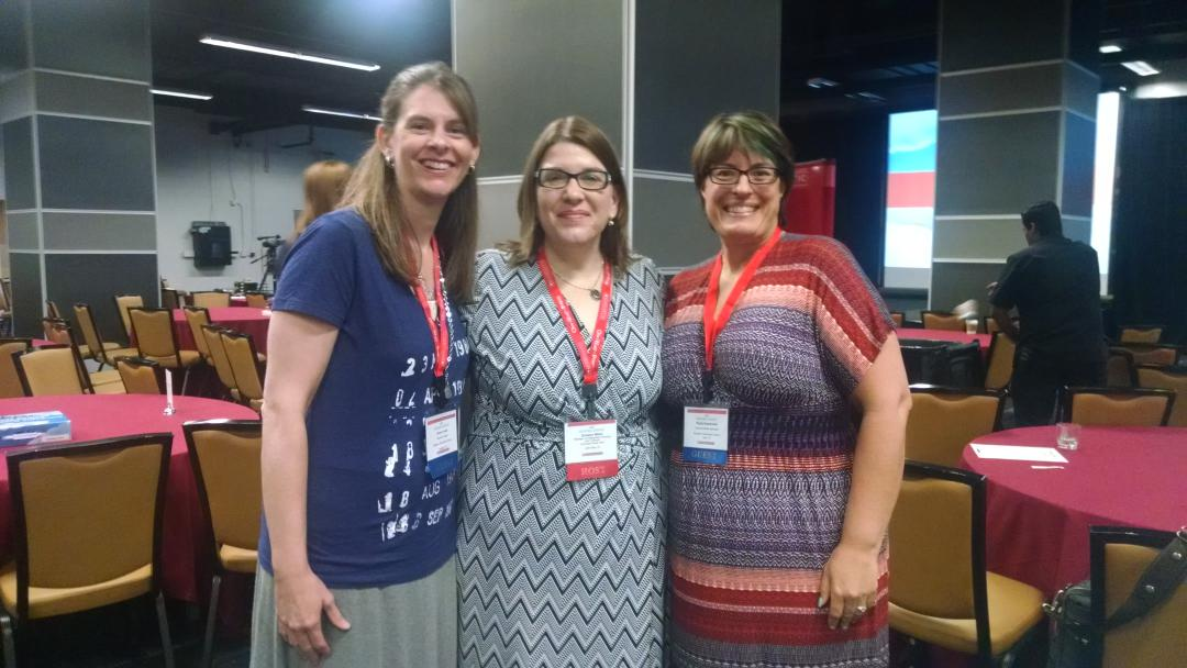 @donalynbooks Wonderful meeting you today. Taking back everything you said to my teachers @ktlewis14 #ReadingSummit http://t.co/4Kp1ZqMcoc