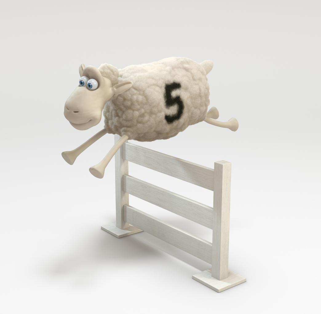 Serta Mattress on Twitter Looks like Serta Counting Sheep 5 still