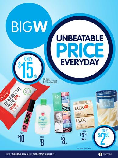 Bigwcatalogue hashtag on twitter bigwcatalogue clearance sale 30 jul 12 aug 2015 check out this httpscatalogueaubig w catalogue clearance sale 30 jul 12 aug 2015 negle Images