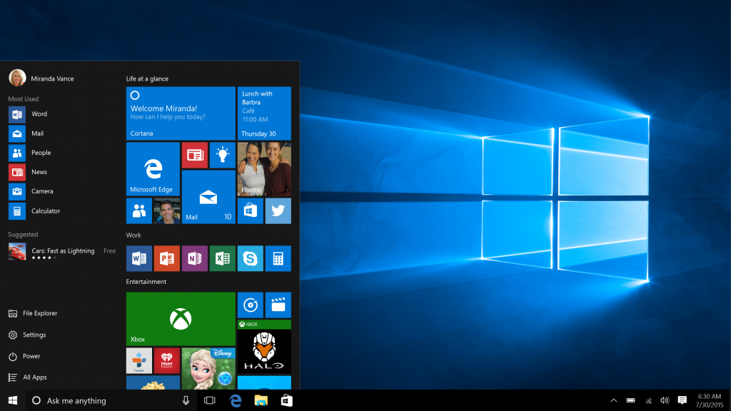 #Windows10 free upgrade available in 190 countries today http://t.co/1GMzk9Eb6M http://t.co/fkyA0qdhag