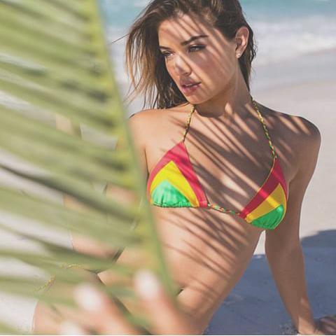 Victoria's Secret lancia la modella Daniela Lopez