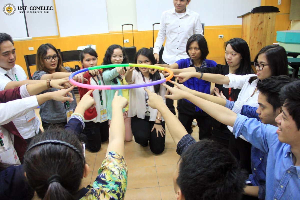Team Building Exercises For Small Groups