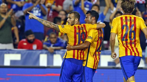 Match Report - Barcelona 2-2 Chelsea - (4-5 Penalties)