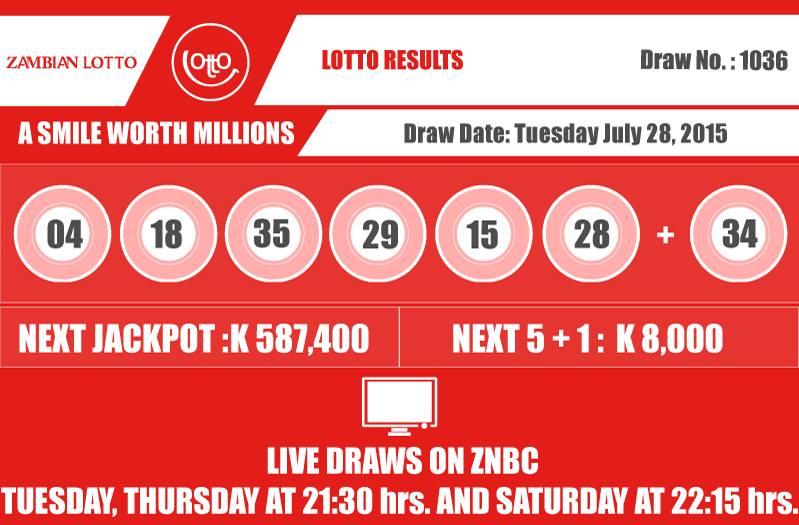Zambian Lotto (@ZambianLotto) | Twitter
