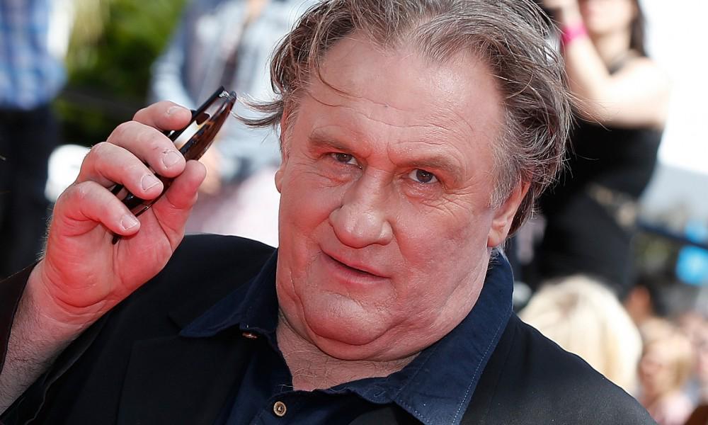 Depardieu n'a plus le droit d'entrer en Ukraine pour 5 ans http://t.co/pMKmbuT5IU http://t.co/exv3tCWEaL