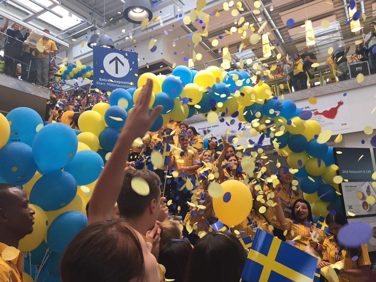 Ikea france on twitter fiers d 39 inaugurer notre nouveau - Liste des magasins ikea en france ...