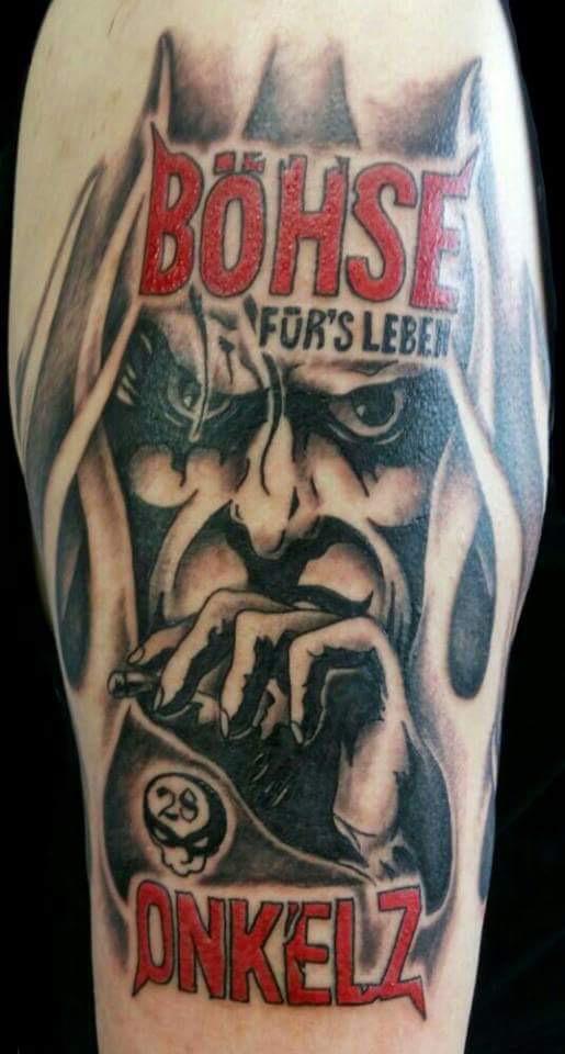 Sandro Maier On Twitter Boehseonkelz Tattoo Böhse Fürs Leben