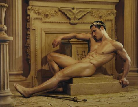 Nude greek erotica — 15