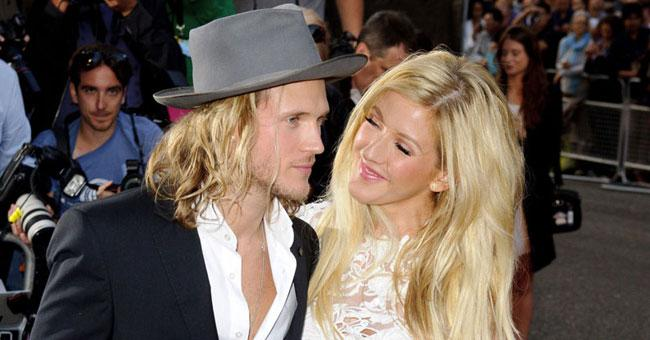 .@elliegoulding and @DougiePoynter are getting serious... they've done their first joint shoot http://t.co/2w9nj7QXFj http://t.co/J2i3kbn5ml