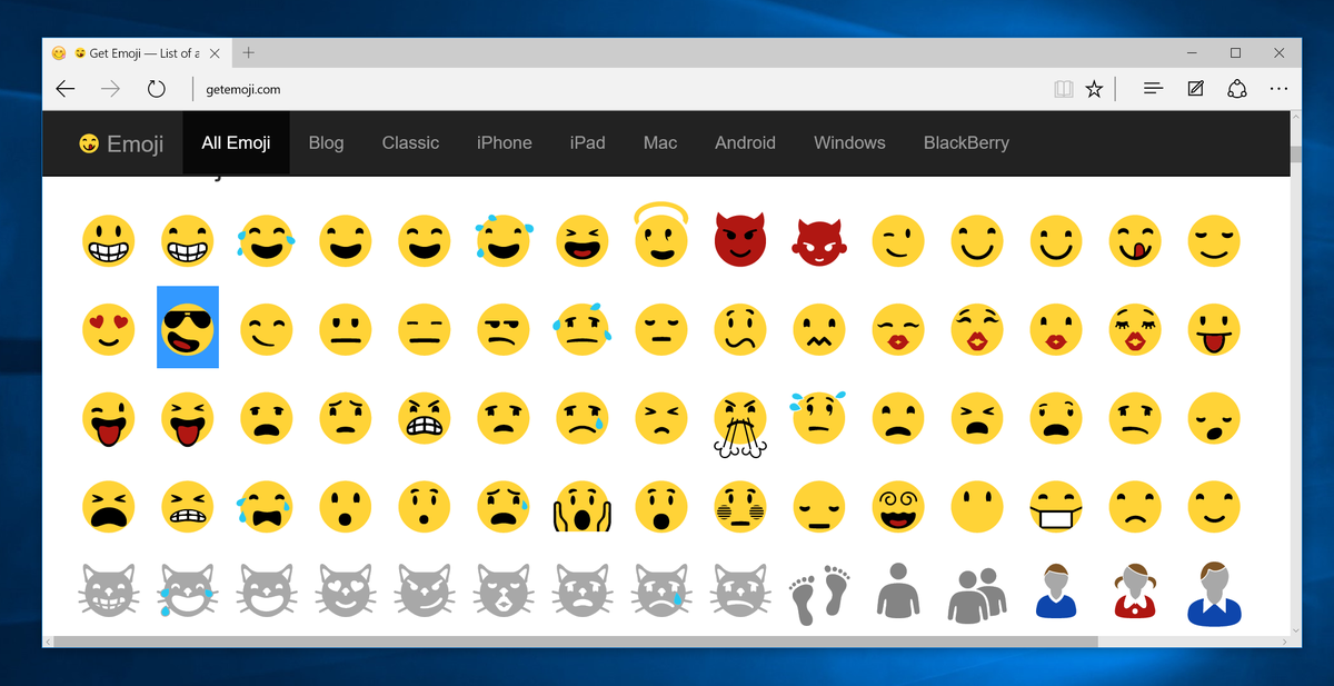 Emoji On Twitter Use Microsoft Edge Or Mozilla Firefox To Access Color Emojis On Windows10 Chrome Supports Only Black And White Http T Co Gww5gqacxl