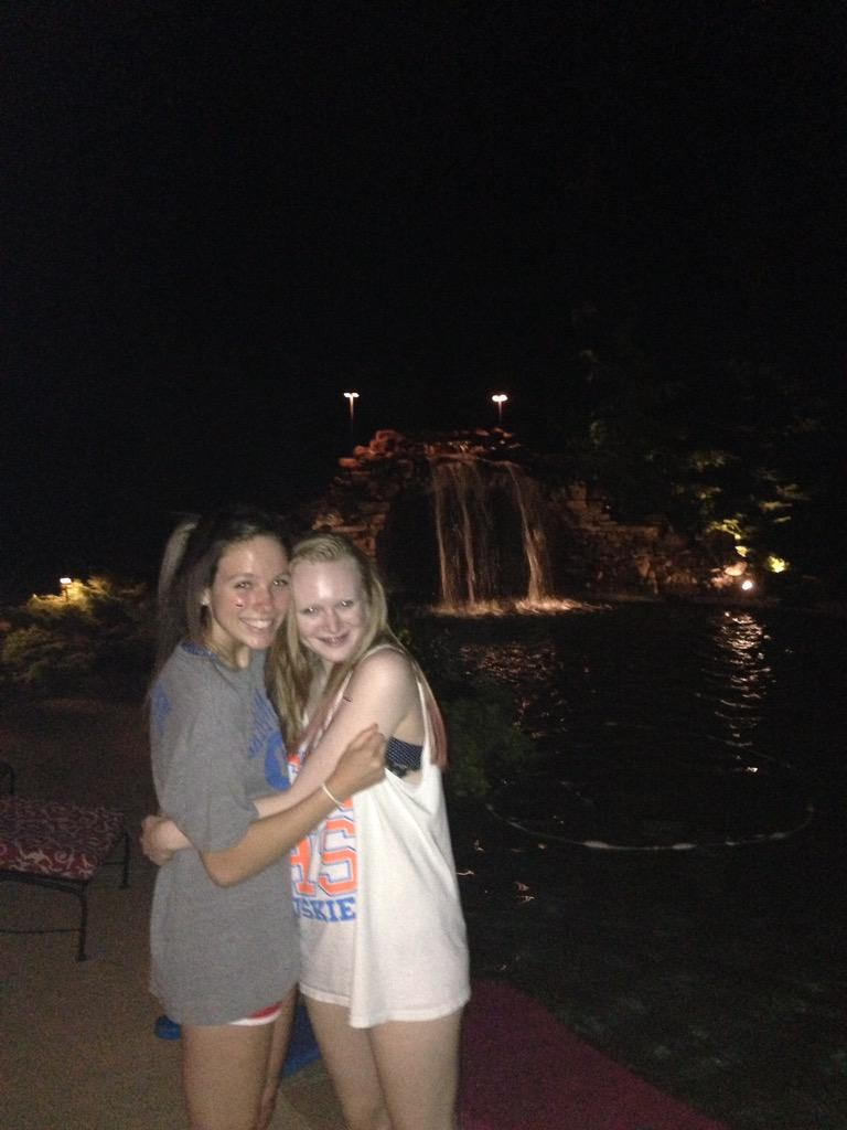 """abby cosby on twitter: """"hbd to my blonde gf!!!!!! ily july baby"""