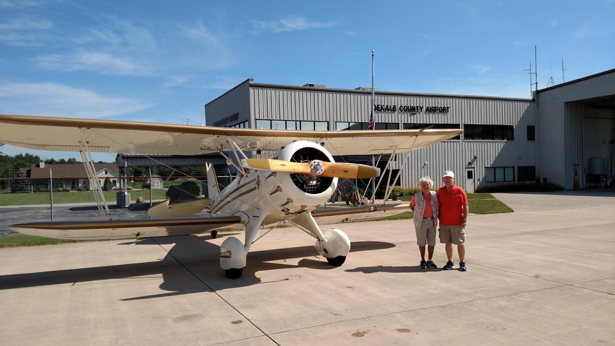 test Twitter Media - Waco Biplane rides @dekalbairport with @centuryaviation.  Call 260-927-1845 for more information. http://t.co/yhhq3UmWLJ