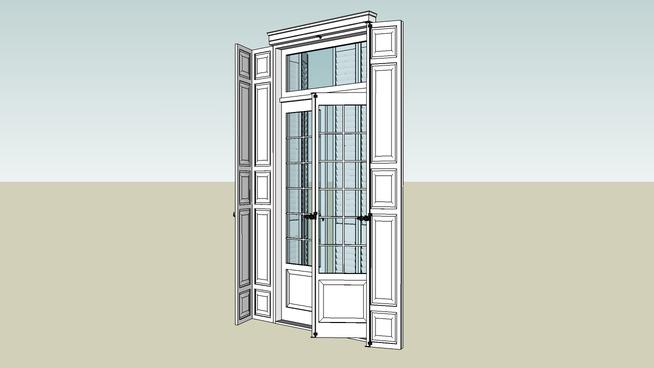3D Warehouse on Twitter  French Doors by derrickmanibusan - @SketchUp model on #3D Warehouse //t.co/wRzUsVSbYP //t.co/7xmpD1DMOh  & 3D Warehouse on Twitter:
