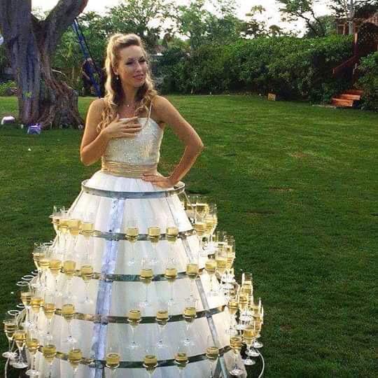 Ugliest Wedding Dress Ever: Ugliest And Craziest Wedding Dresses Ever.