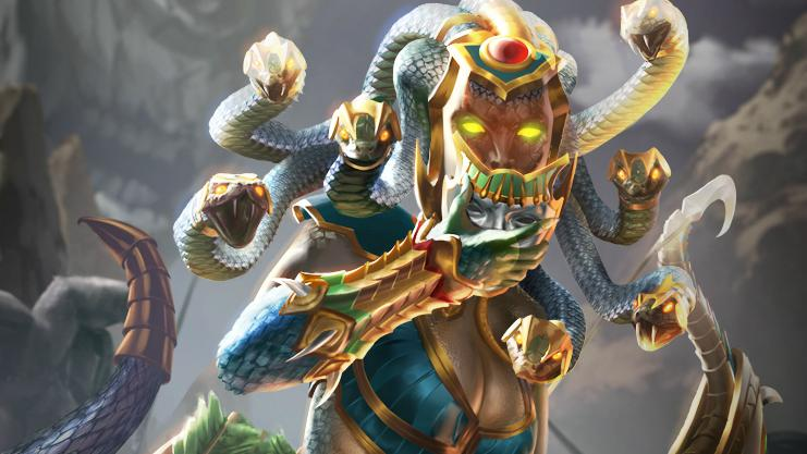 Mortal Coil Medusa Giveaway BY GodisaGeek Image