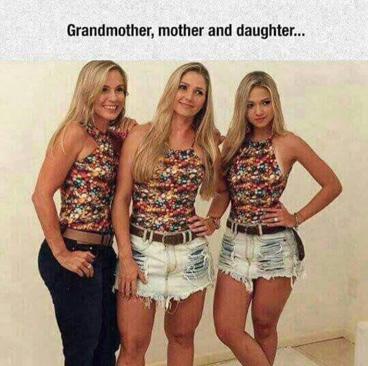 Status about mother and daughter-5528