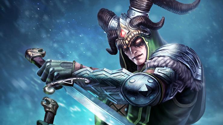 Ssslither Loki Skin Giveaway By GodisaGeek Image