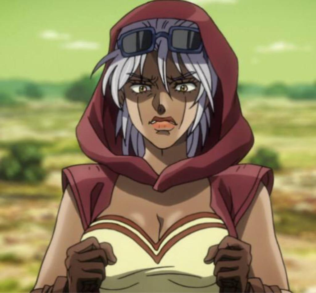 Rt Ur Cinnamon Roll A Twitteren Mariah Jojo S Bizarre Adventure Http T Co Vympqwt2p2 She separates the group in luxorw, and attempts to take out joseph joestar and muhammad avdol using her magnetism inducing stand, bastet. rt ur cinnamon roll a twitteren