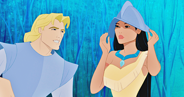 *These* much-loved Disney couples have been re-worked into new love stories. And it's epic... http://t.co/zlB7ji13xH http://t.co/f3ViMCVnY2