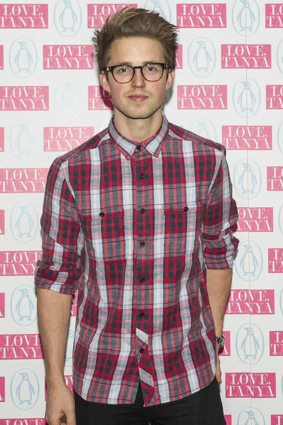 Find out what the weirdest thing @MarcusButler has ever received from a fan is: http://t.co/Rr9Z50hnsH http://t.co/UrlLSMmrKH