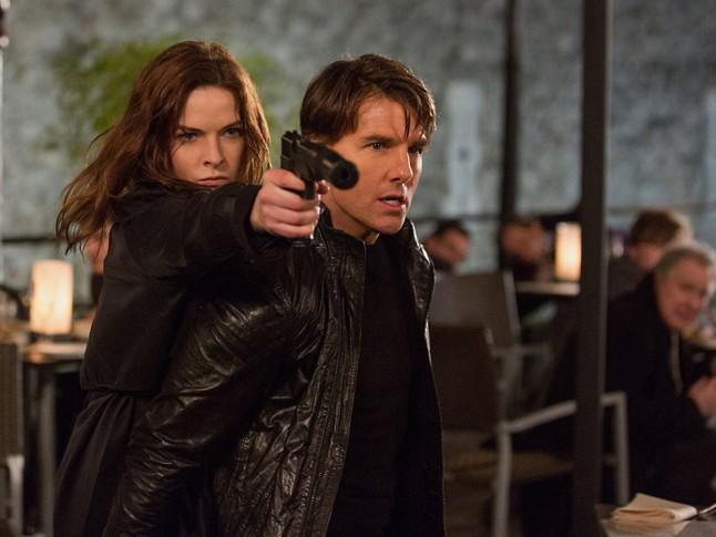 You need to get Mission Impossible actress Rebecca Ferguson on your radar, now http://t.co/tKTVP5vovc http://t.co/twyK9mxU5P