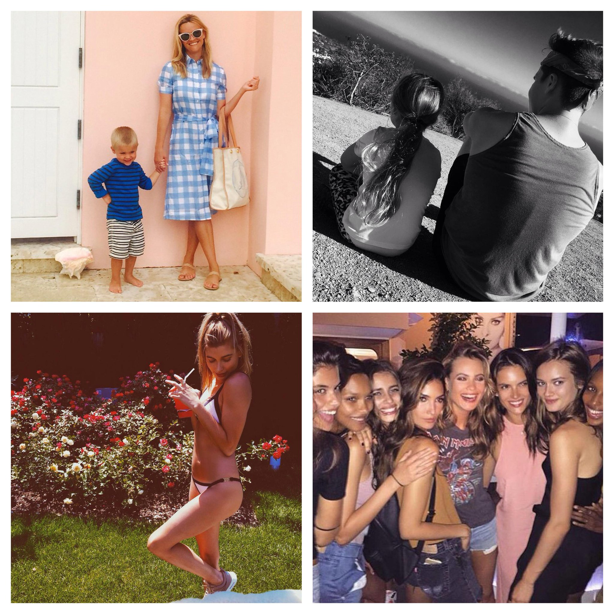 In need of some sun? See how these Insta celebs are soaking up the rays http://t.co/qpBtmVc63B http://t.co/t3lZOiWcae
