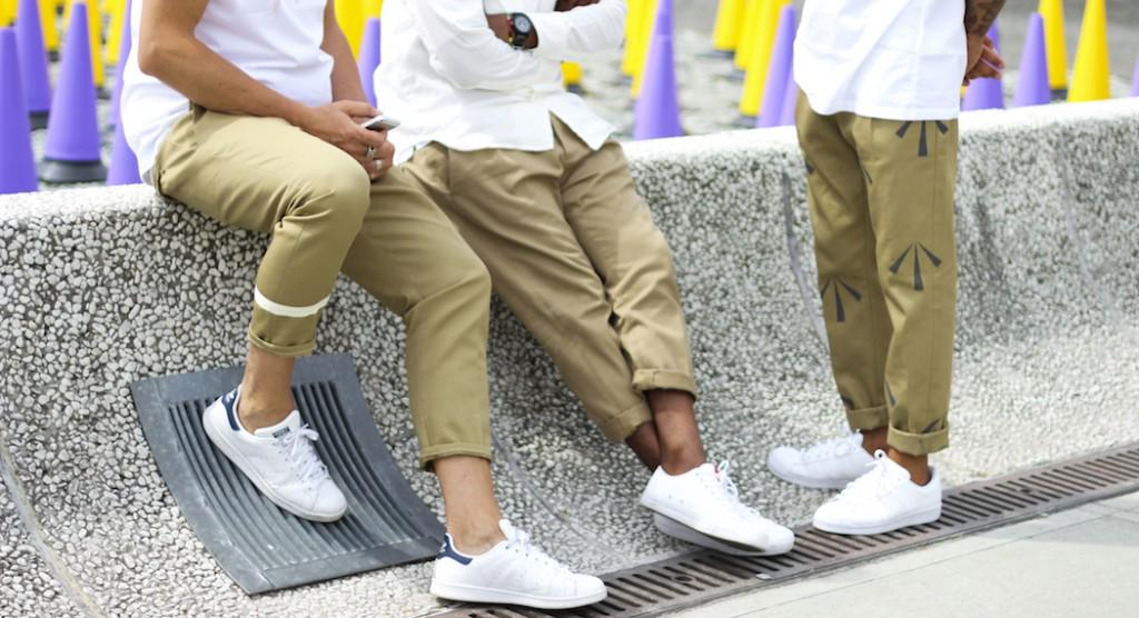 Brighten up your white trainers before the weekend with our simple cleaning guide: http://t.co/niiPOFDWt8 http://t.co/G6hQGdwYpe