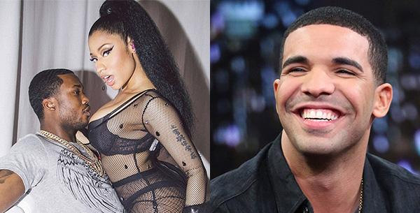 Drake just called out Meek Mill + Nicki Minaj's relationship in this brutal new rap: http://t.co/lZg72t52iE http://t.co/iHgdobIwiC