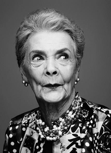 """Meet @Bergdorfs' Betty Halbreich: """"You can't teach good taste."""" http://t.co/QpwlSmQ53s http://t.co/1mNo1cCzxE"""
