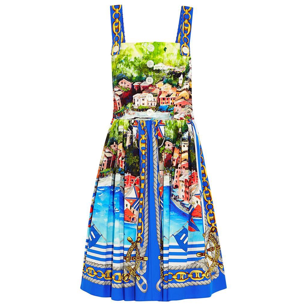 """The perfect summer vacation dress from @dolcegabbanna, classic dolce vita"" #TheRutsonReport  http://t.co/f3ynAG75q3 http://t.co/lpMgQp5ljL"