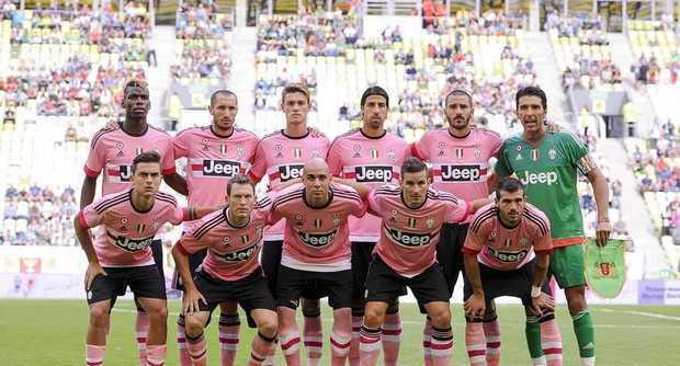 maglia rosa juventus adidas