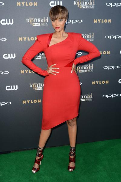 Tyra Banks made a case for bowl cuts: http://t.co/7pmUweo0nj http://t.co/UC6K8bAkB6