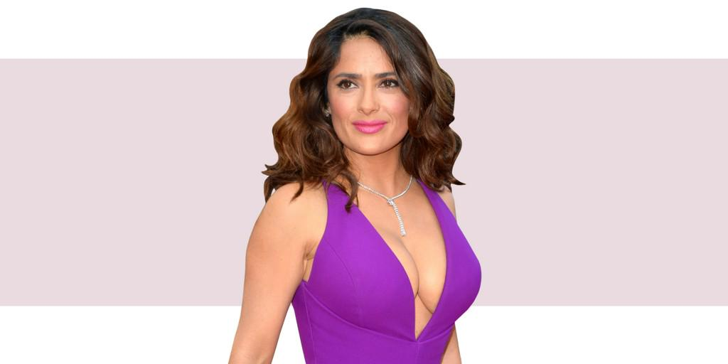 Salma Hayek Pinault Is Up for Space Exploration, Especially If It Gets Her Out of Exercising http://t.co/cTteMWUxuU http://t.co/gUSE325rzJ