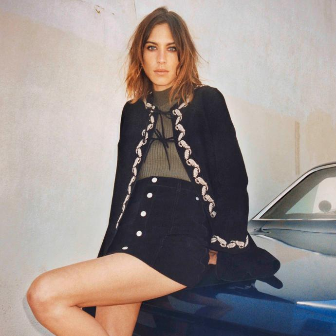 Make like the queen of cool @alexa_chung and snap up her new cult @AGJeans collection #ACforAG http://t.co/094DnJQ1xE http://t.co/OxNNjygigt