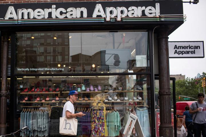 Today's Fashion Headlines: Abercrombie's New Athleisure Line, American Apparel on the Brink… http://t.co/KKeI5hVk7Q http://t.co/Hjv2MhrKRS