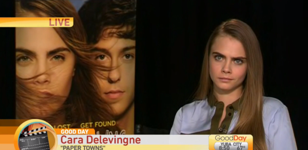 👏👏👏 to @Caradelevingne for keeping her cool during this painfully rude interview: http://t.co/cuBARkkIqI http://t.co/4icx366XeR