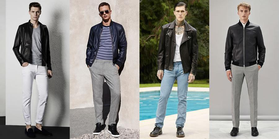 Outdated Summer Style Taboos 6) Leather Jackets Are For Autumn/Winter Only: http://t.co/AqJ2uftFXL http://t.co/7yvoWkbU4n