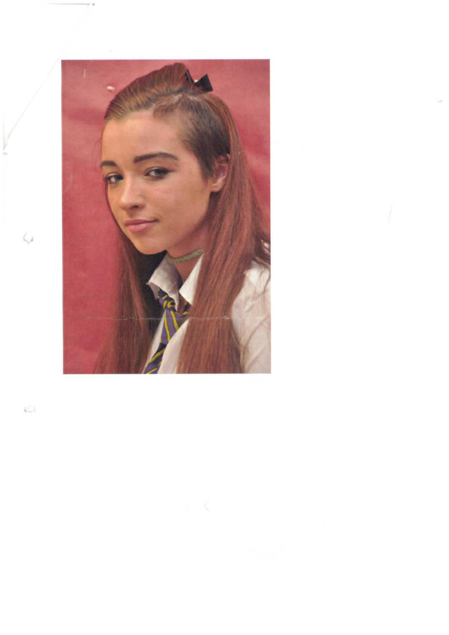 RT @jamesmatthewsky: Police want help tracing Courtney Leonard,15, from Stirling. Last seen around Pollokshaws Rd,Glasgow Tues aftnoon http…