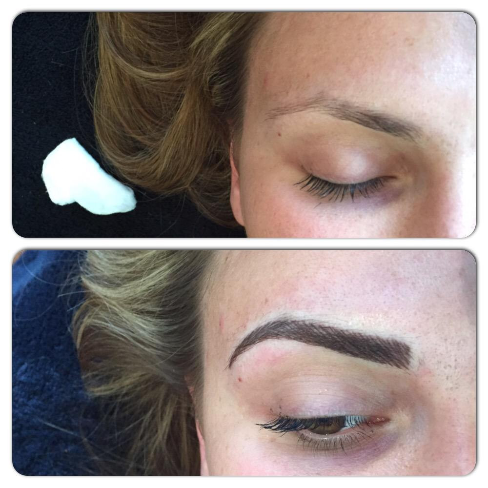 Jamie King On Twitter Add Thickness To A Full Brow To Give It