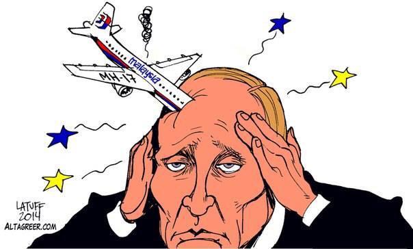 Россия в ООН заблокировала создание трибунала по расследованию расстрела Boeing 777 - Цензор.НЕТ 5148