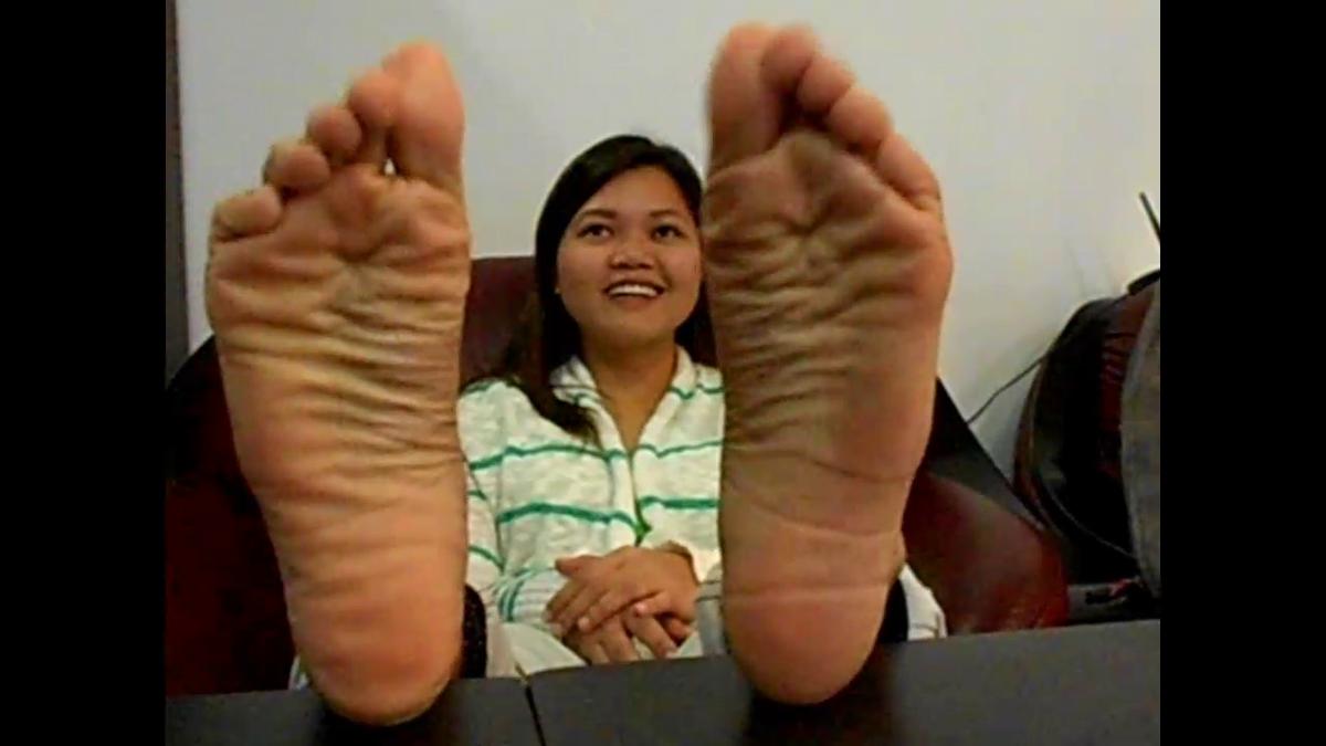 Sexy Filipina Feet 102