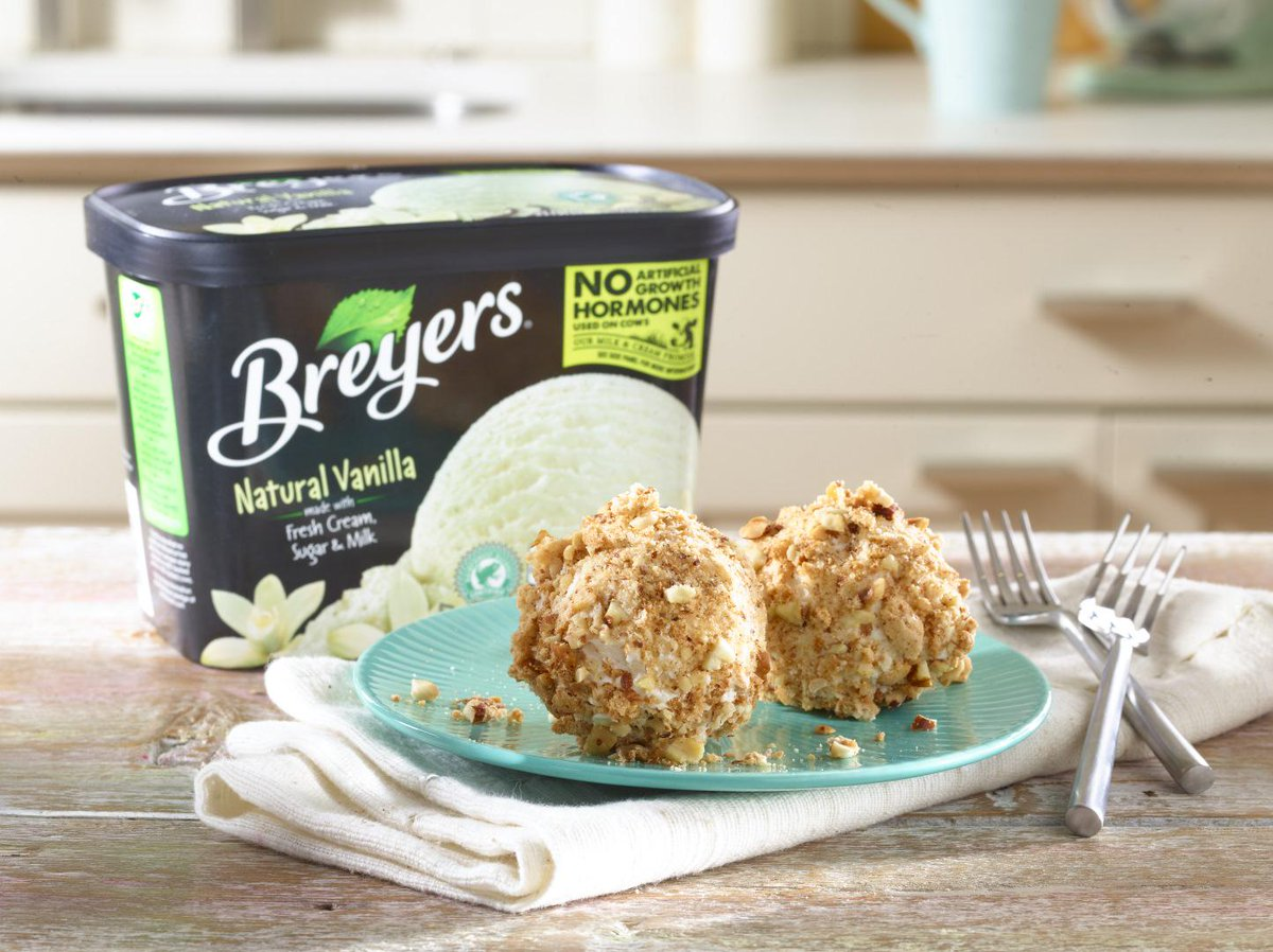 My new recipe, Toasted Almond & Vanilla Arancini, was inspired by @Breyers Natural Vanilla http://t.co/fpnUcsFLQQ #ad http://t.co/ppgNnwf67f